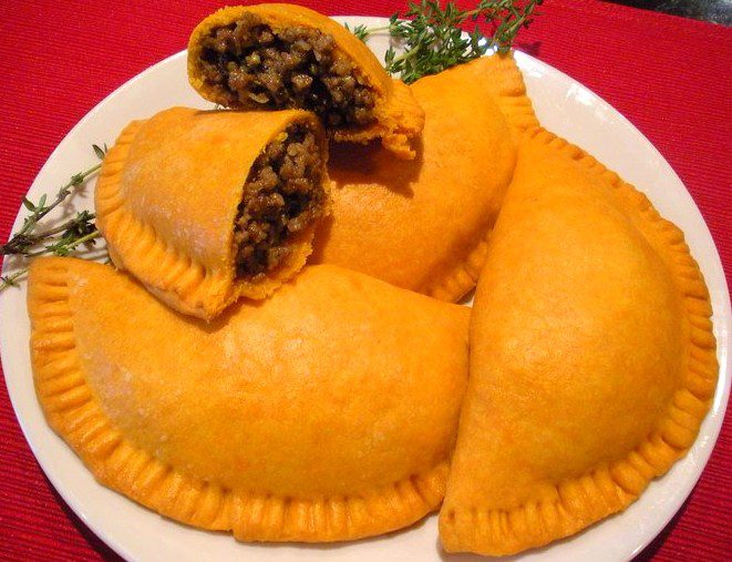 jamaican beef patty a traditional jamaican pastry