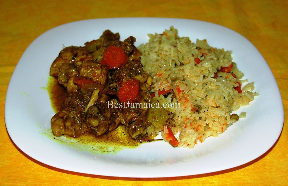 Jamaican curry chicken jamaican curry chicken recipe forumfinder