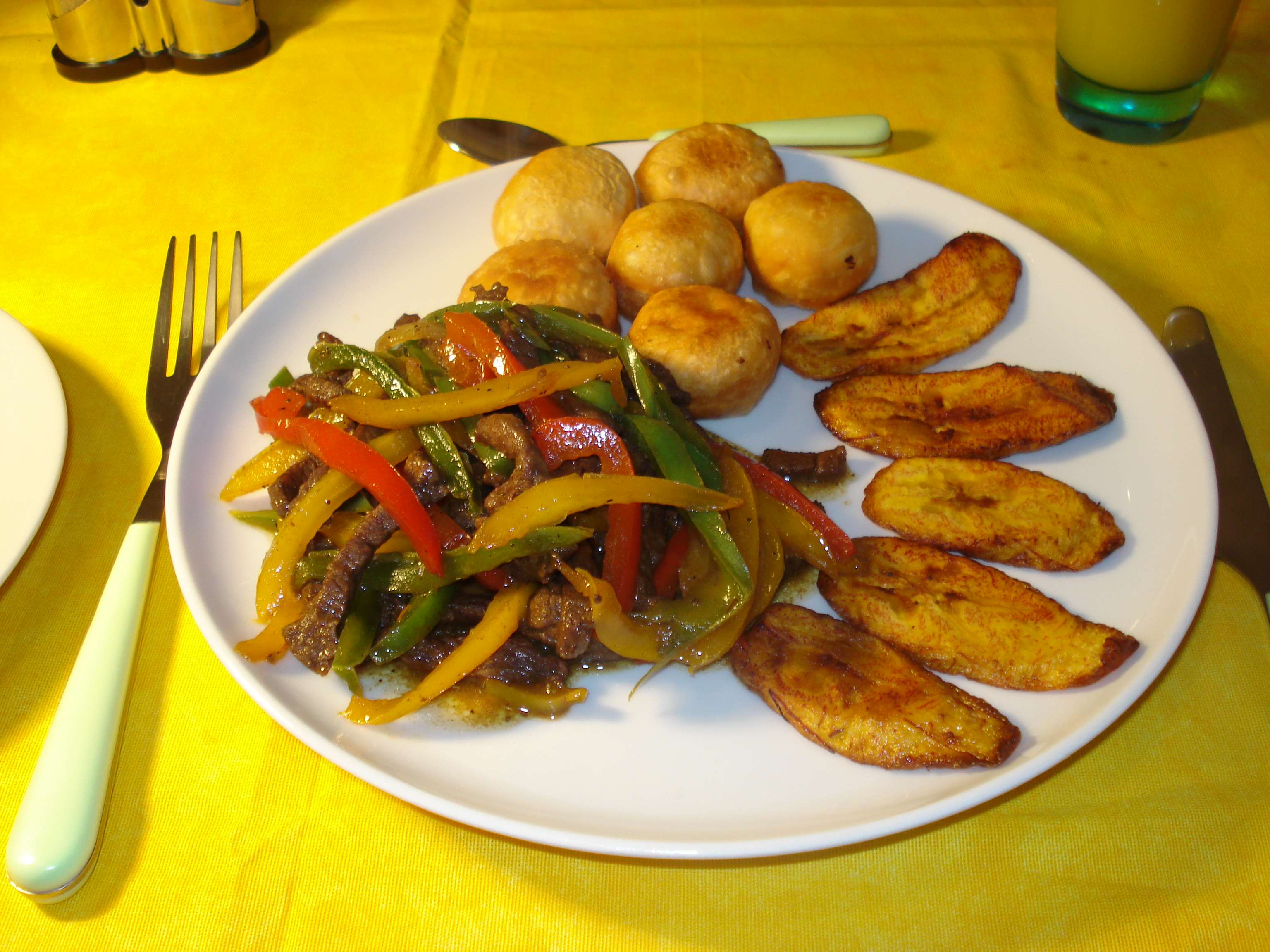 Jamaican foods and recipes 7000 recipes for Authentic caribbean cuisine